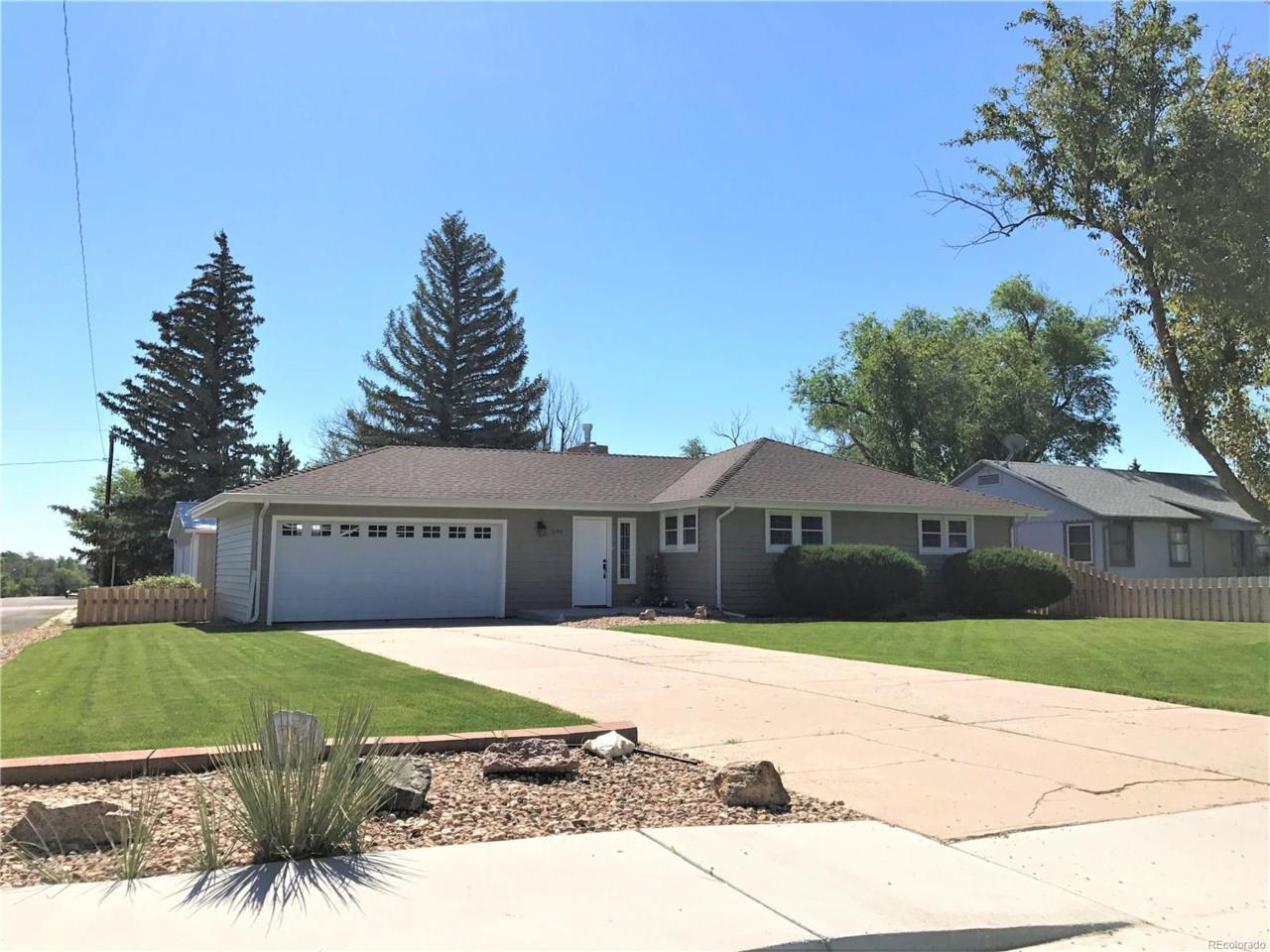 598 K Avenue, Limon, CO 80828 (MLS #4272913) :: 8z Real Estate
