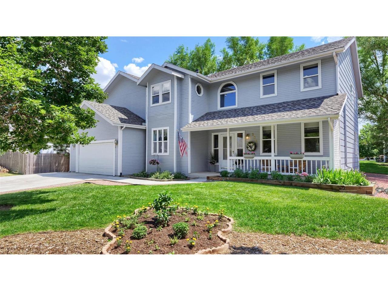 235 Tamarron Drive, Colorado Springs, CO 80919 (MLS #4274610) :: 8z Real Estate
