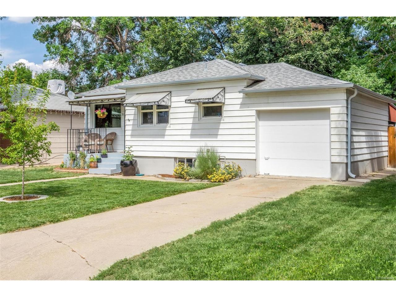 3138 S Fox Street, Englewood, CO 80110 (MLS #4284984) :: 8z Real Estate