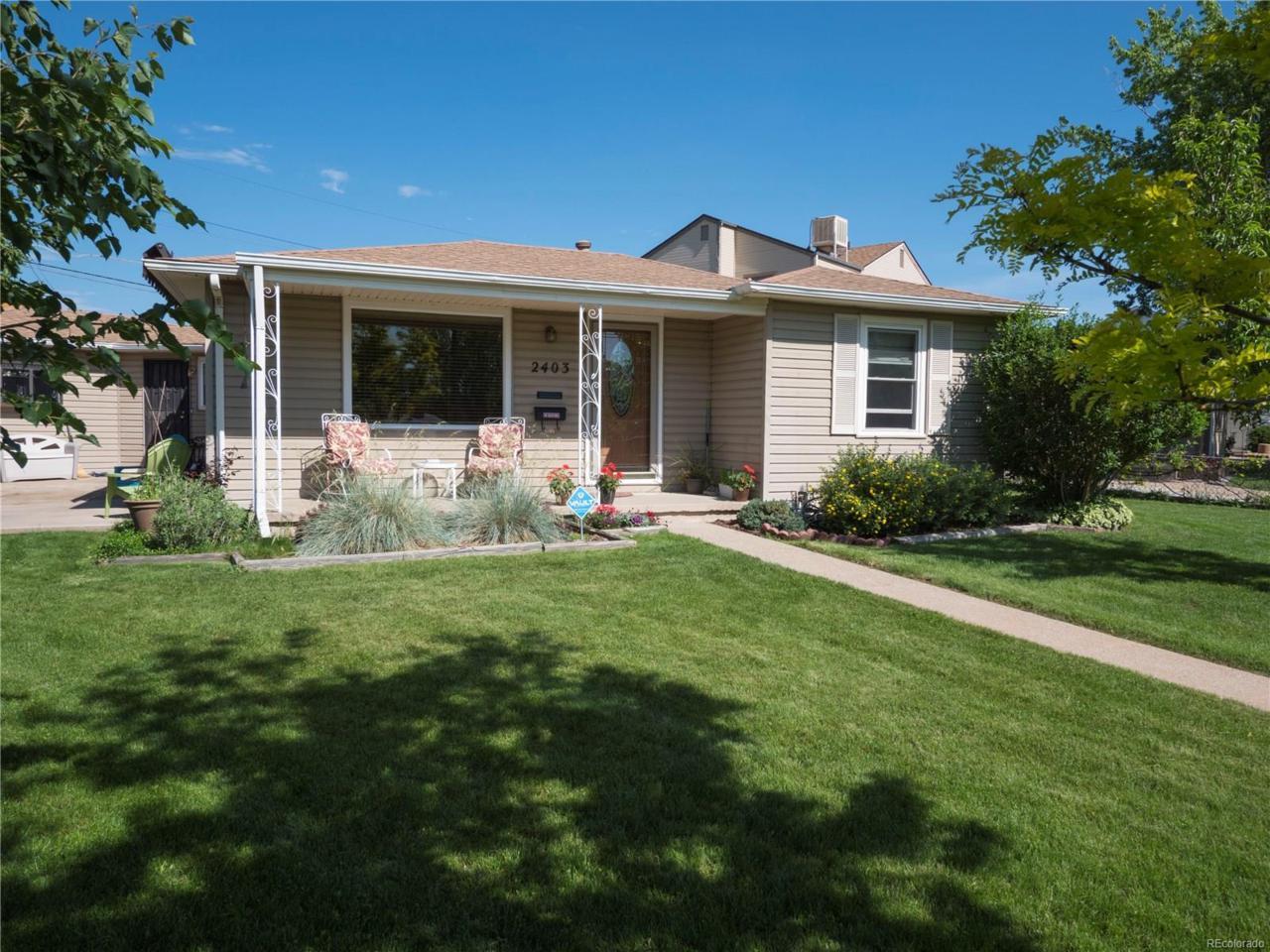 2403 Newland Street, Edgewater, CO 80214 (MLS #4333804) :: 8z Real Estate