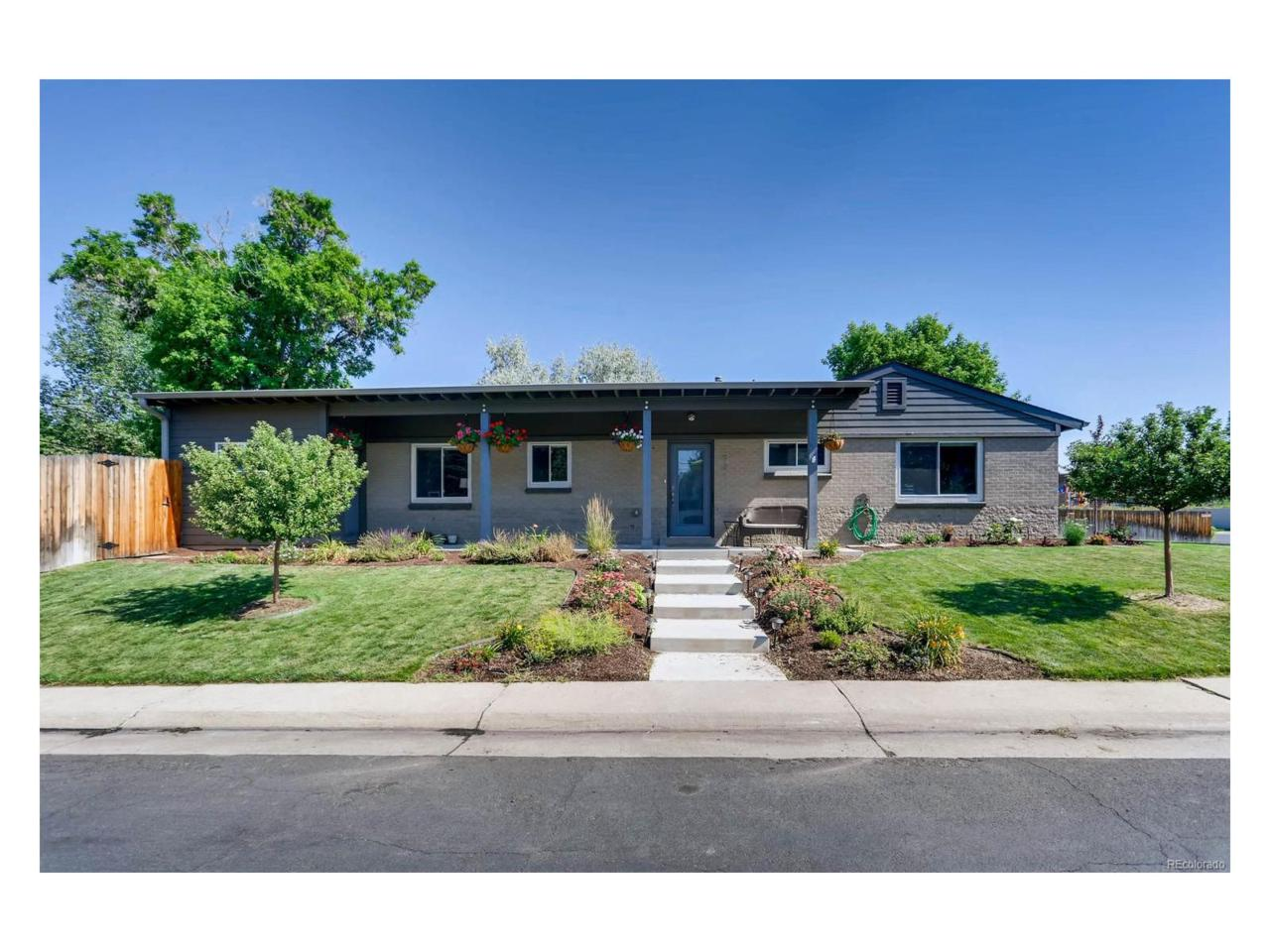 901 Glencoe Street, Denver, CO 80220 (MLS #4341632) :: 8z Real Estate