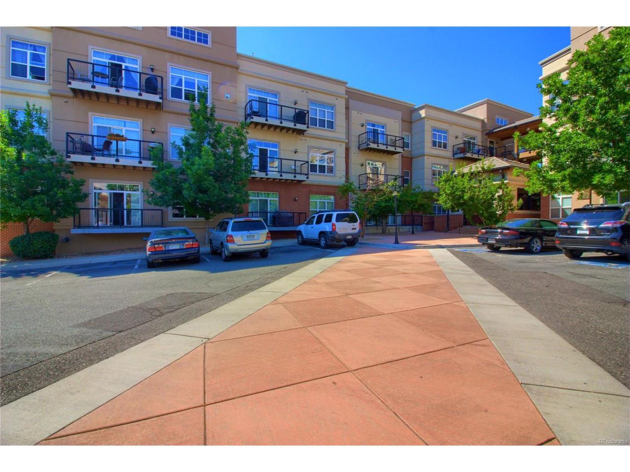 5677 S Park Place 308A, Greenwood Village, CO 80111 (MLS #4343962) :: 8z Real Estate