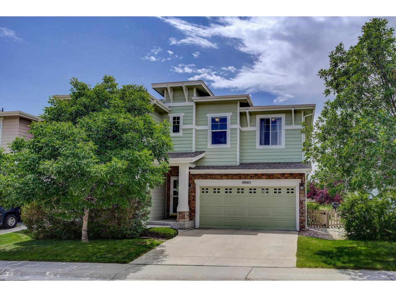 10665 Cherrybrook Circle, Highlands Ranch, CO 80126 (MLS #4344077) :: 8z Real Estate