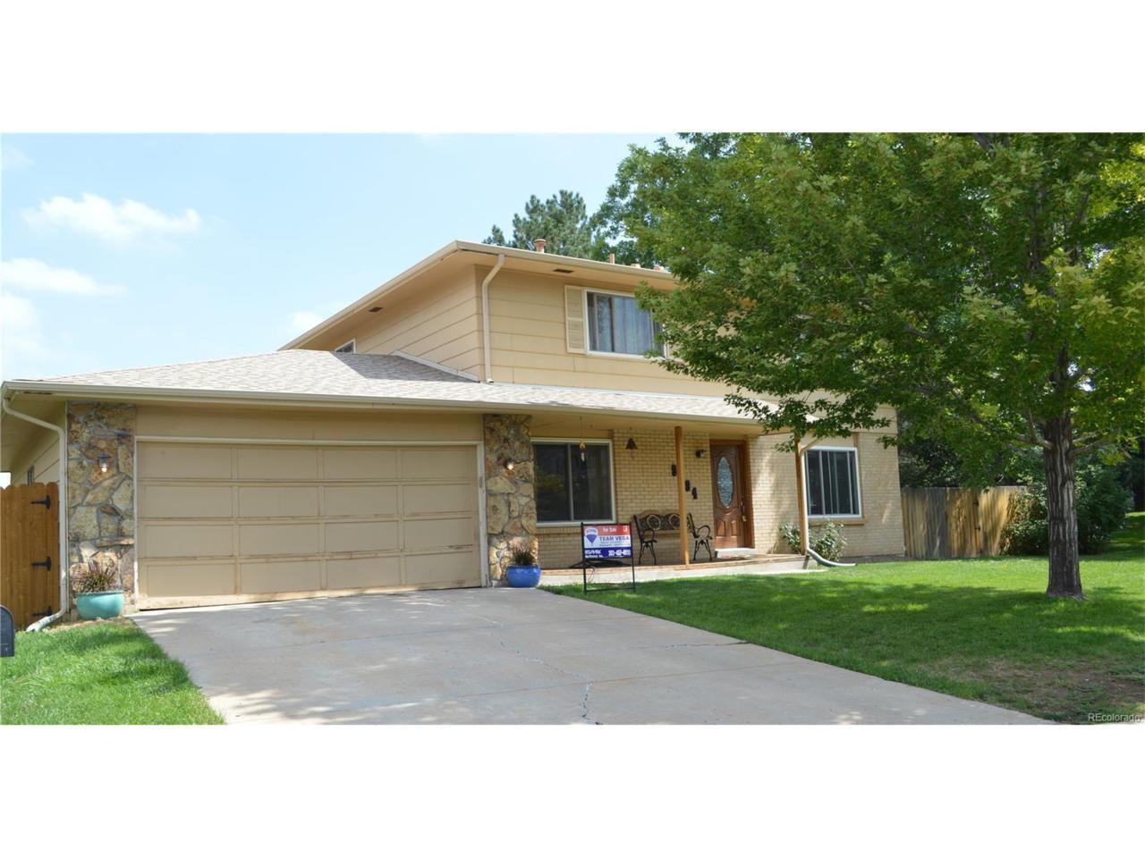 9694 Newton Street, Westminster, CO 80031 (MLS #4352134) :: 8z Real Estate