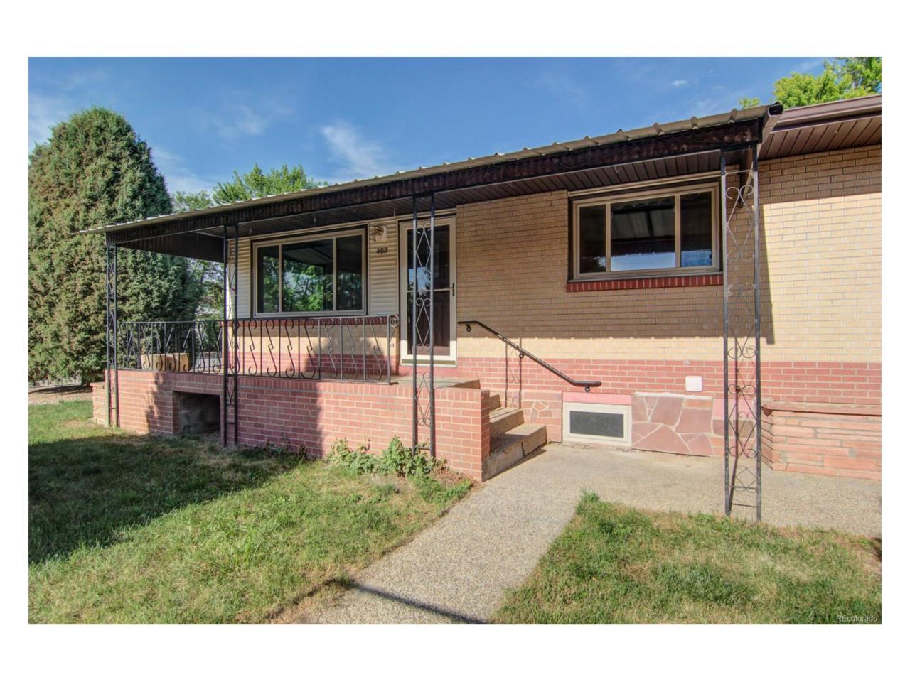 402 Locust Street, Frederick, CO 80530 (MLS #4362393) :: 8z Real Estate
