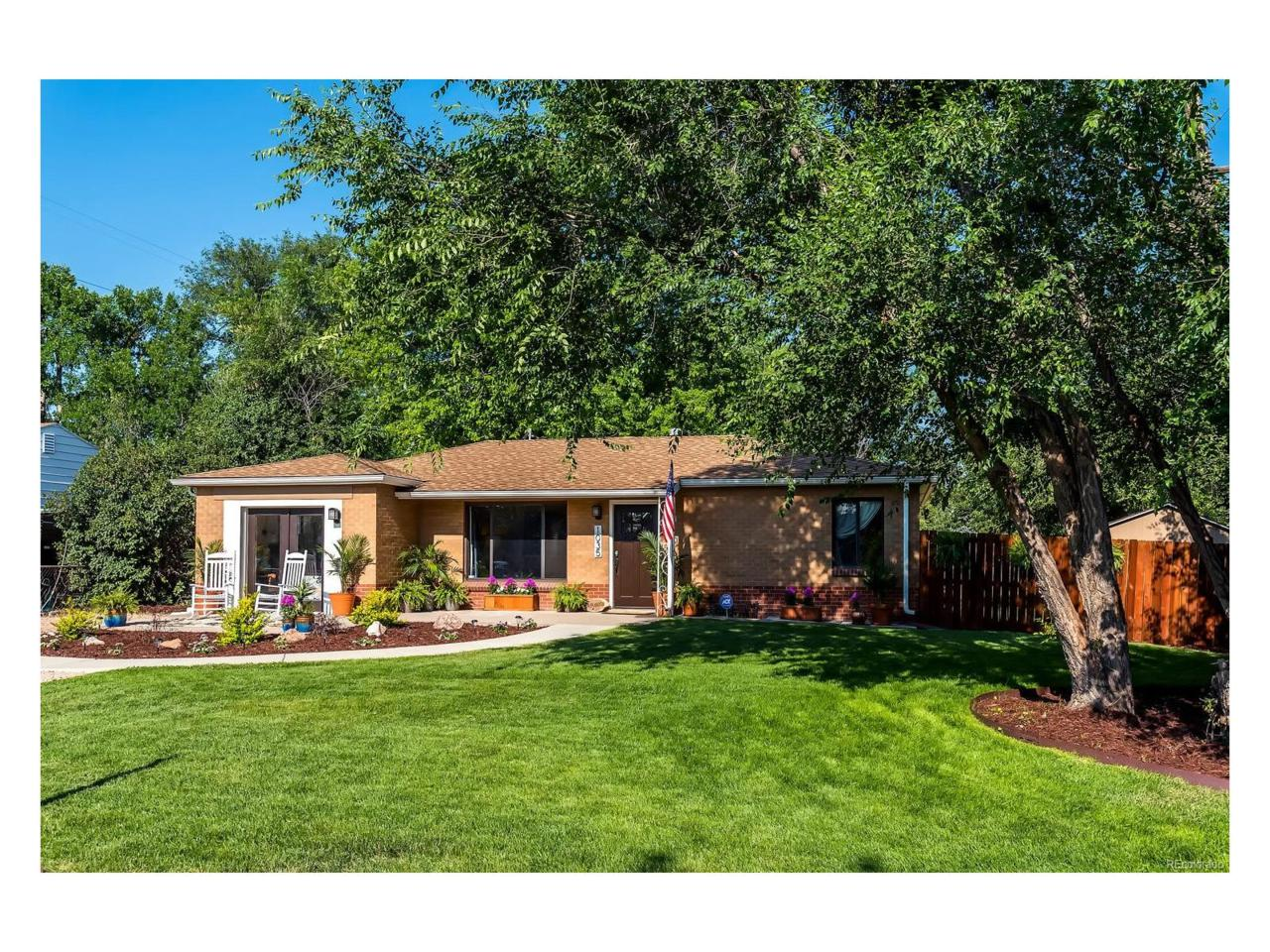 1035 Jay Street, Lakewood, CO 80214 (MLS #4365253) :: 8z Real Estate