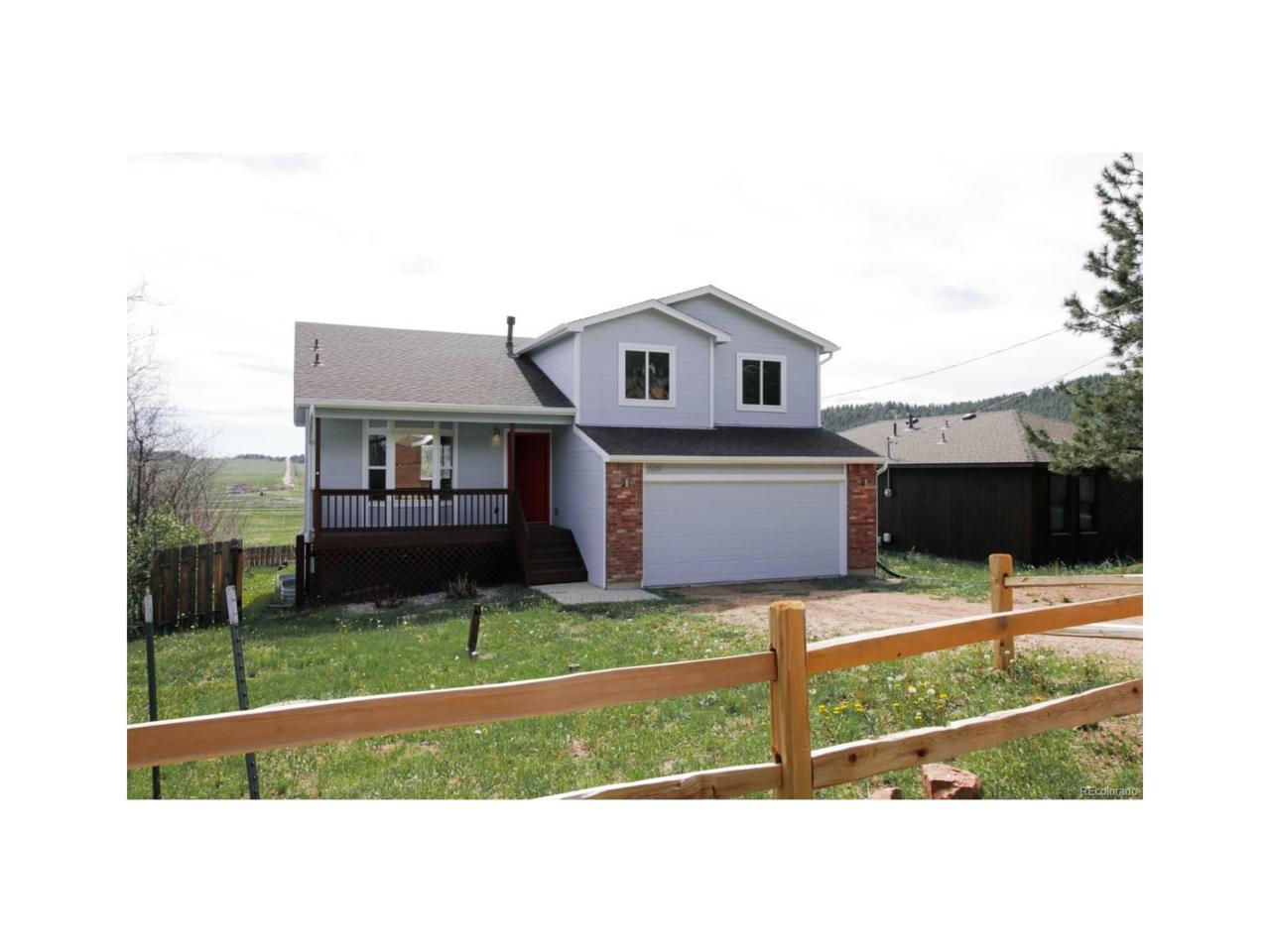 609 N Academy Road, Palmer Lake, CO 80133 (MLS #4365378) :: 8z Real Estate