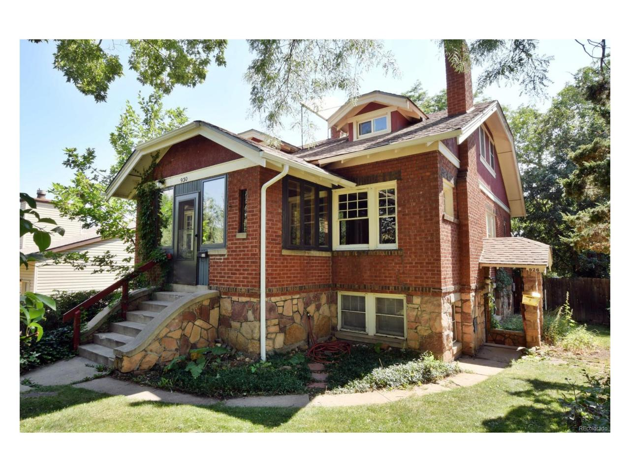 926 13th Street, Boulder, CO 80302 (MLS #4366610) :: 8z Real Estate