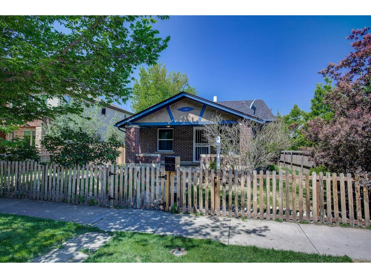 1501 S Pennsylvania Street, Denver, CO 80210 (MLS #4369113) :: 8z Real Estate