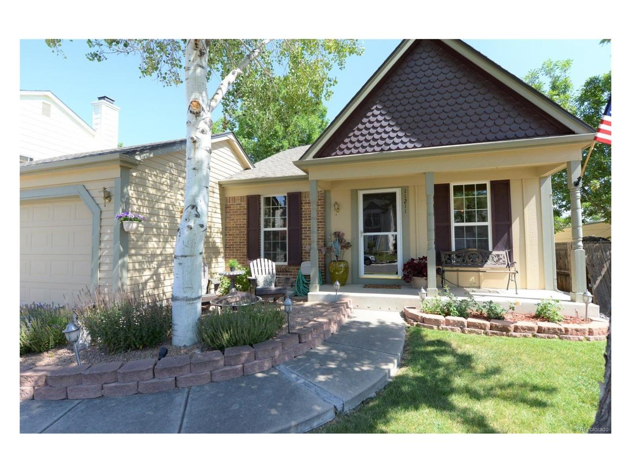 11211 W 104th Drive, Westminster, CO 80021 (MLS #4373210) :: 8z Real Estate