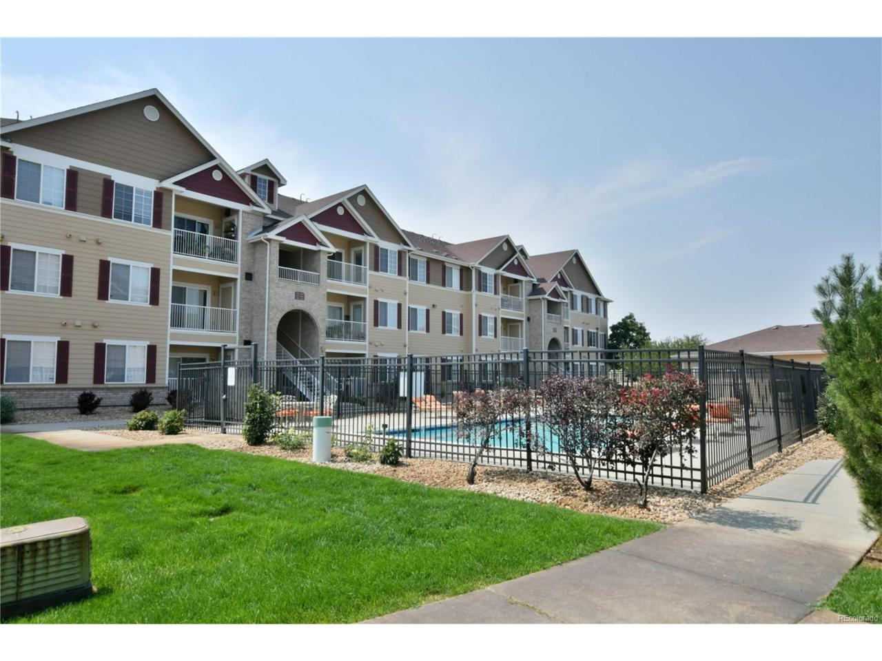 15700 E Jamison Drive #7208, Englewood, CO 80112 (MLS #4383235) :: 8z Real Estate