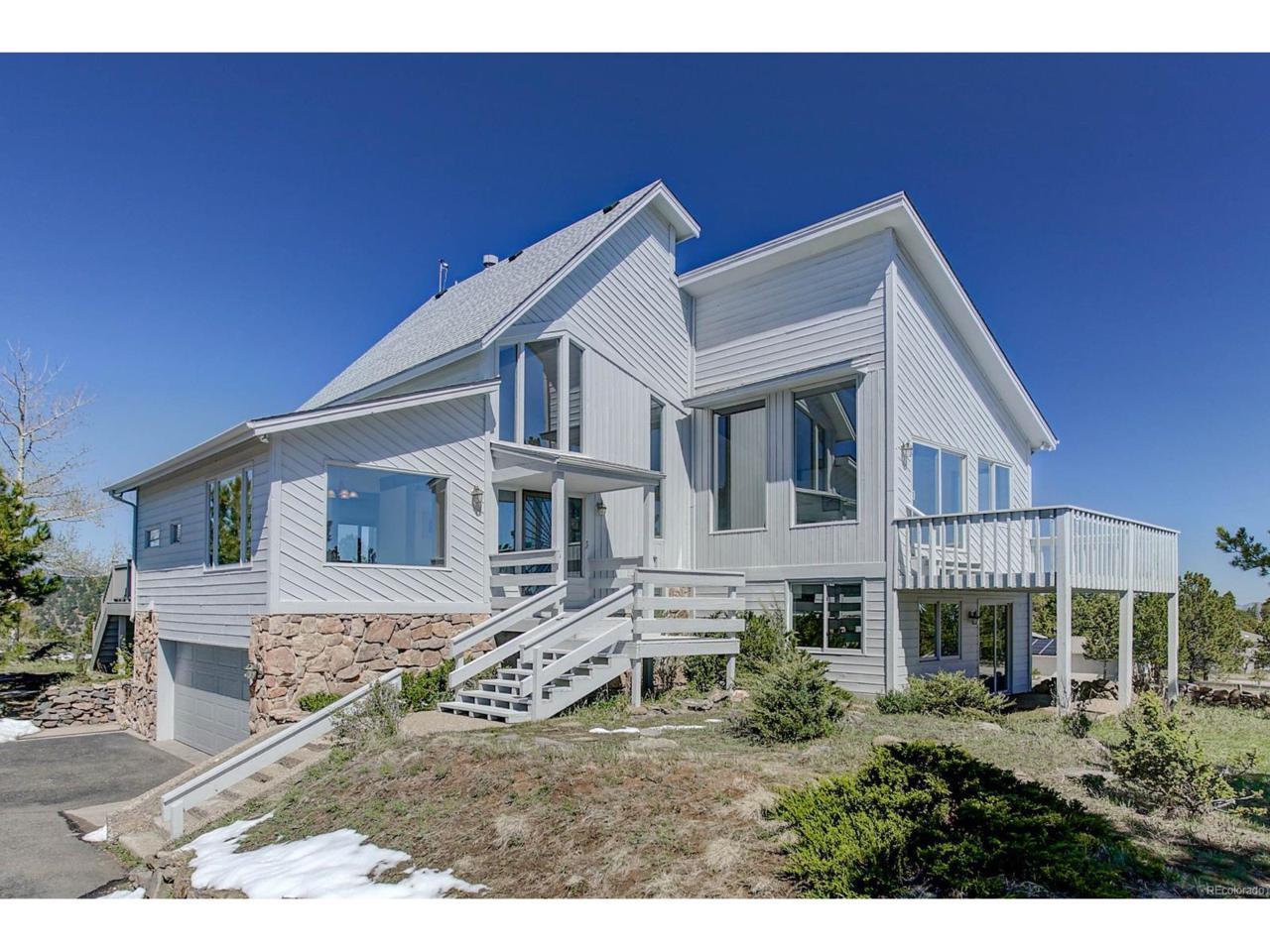 1523 Montane Drive, Golden, CO 80401 (MLS #4391337) :: 8z Real Estate