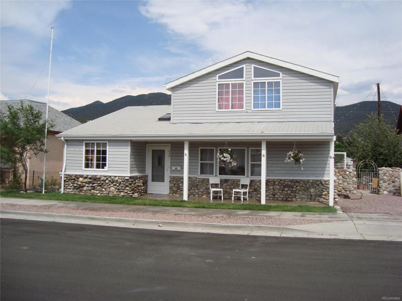 229 Hunt Street, Salida, CO 81201 (MLS #4404314) :: 8z Real Estate
