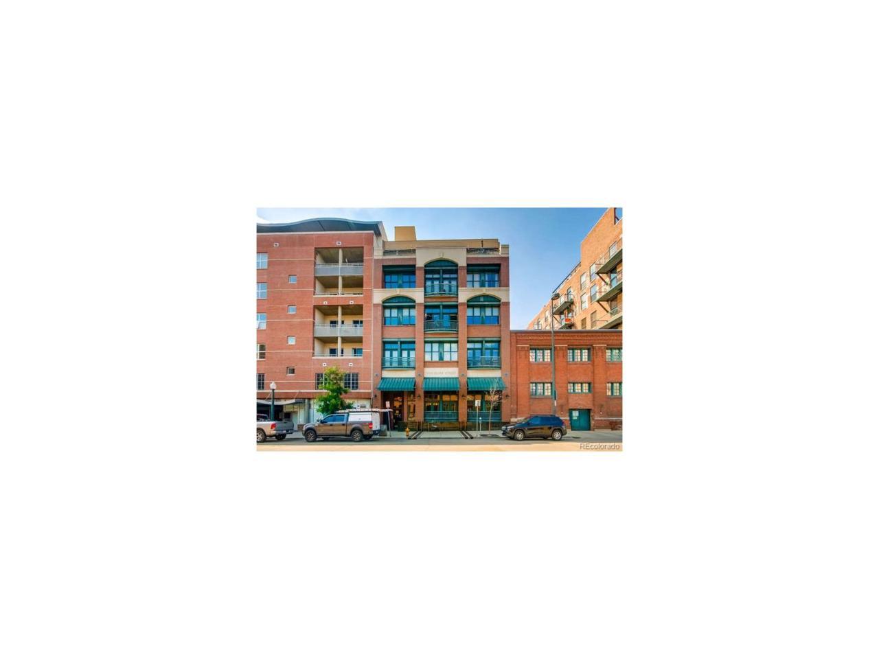 2245 Blake Street A, Denver, CO 80205 (MLS #4416778) :: 8z Real Estate