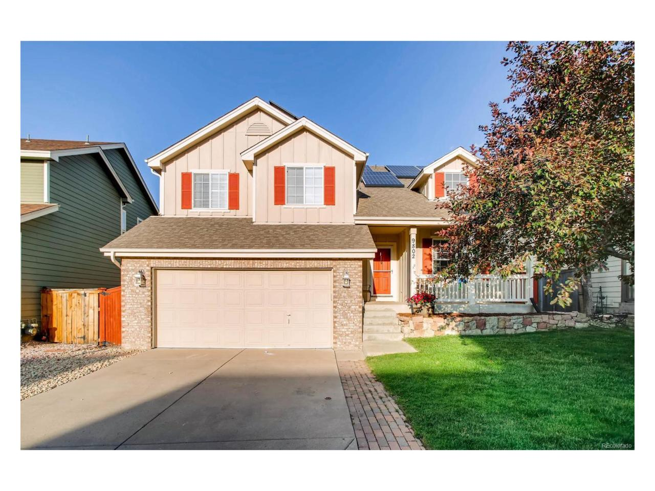 9802 Bucknell Court, Highlands Ranch, CO 80129 (MLS #4437009) :: 8z Real Estate