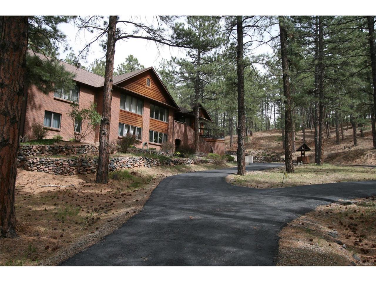 3776 Woods Road, Sedalia, CO 80135 (MLS #4450847) :: 8z Real Estate