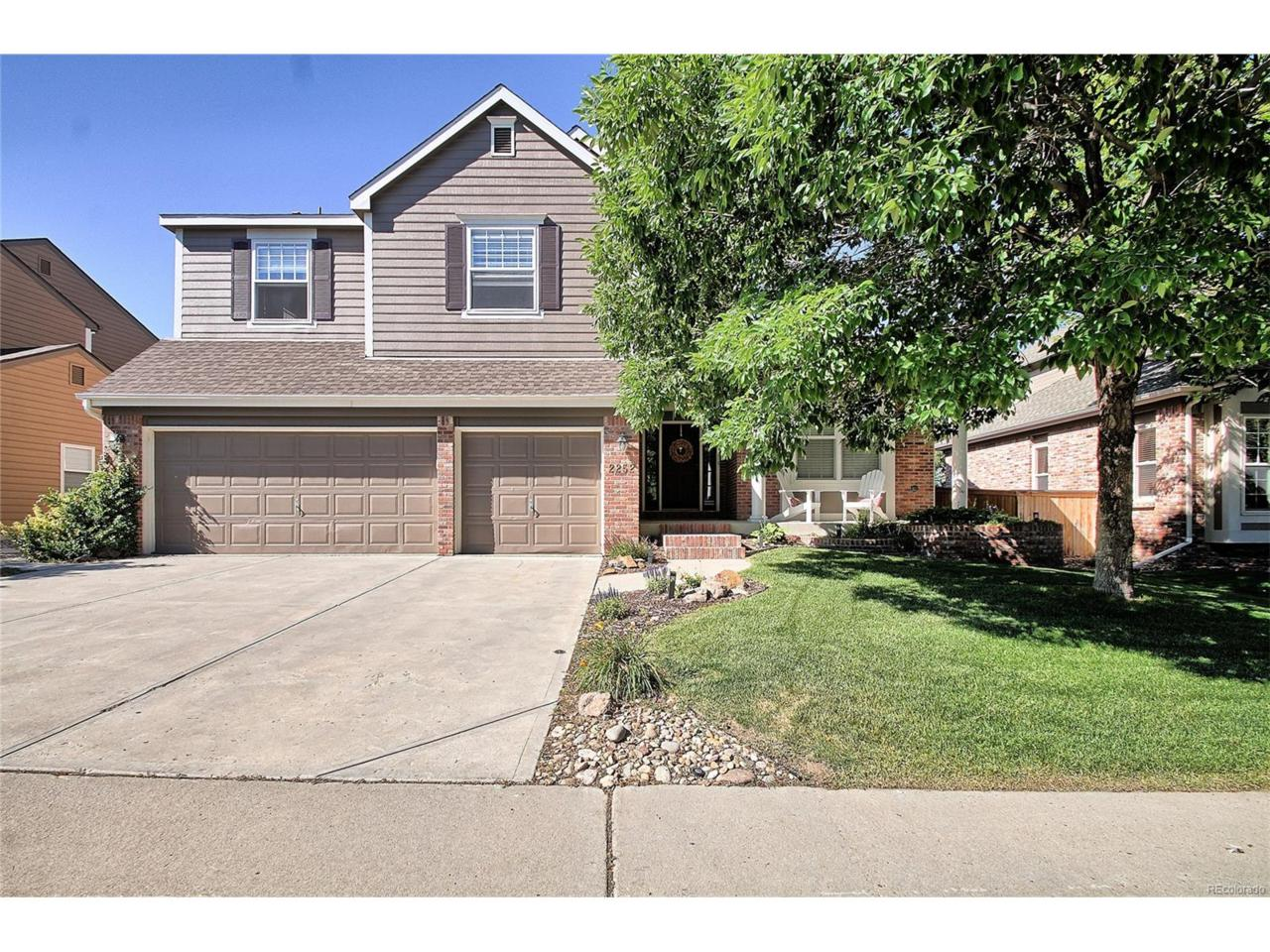 2252 Indian Paintbrush Drive, Highlands Ranch, CO 80129 (MLS #4461953) :: 8z Real Estate