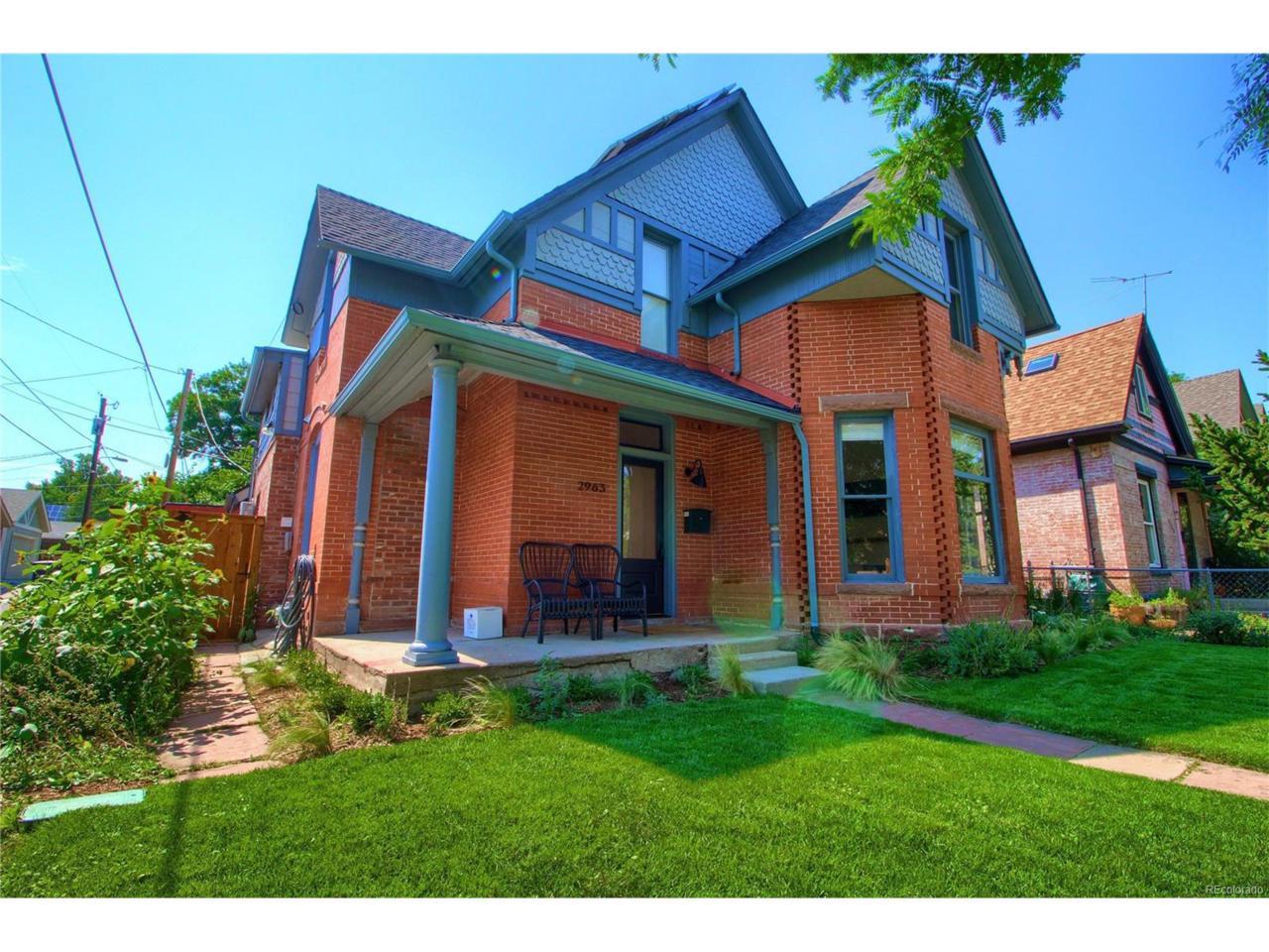 2963 Julian Street, Denver, CO 80211 (MLS #4484352) :: 8z Real Estate