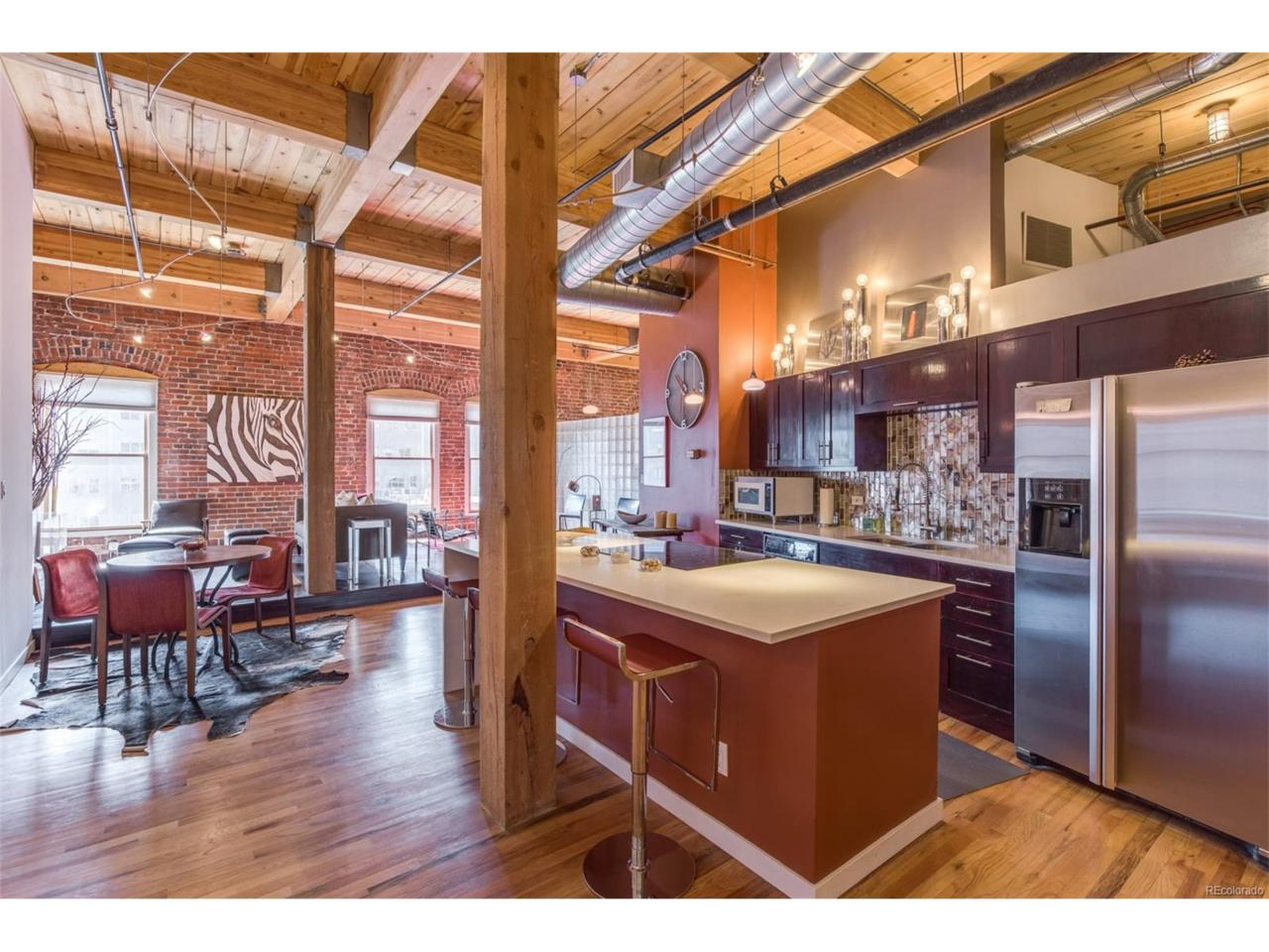 1745 Wazee Street 4B, Denver, CO 80202 (MLS #4501960) :: 8z Real Estate