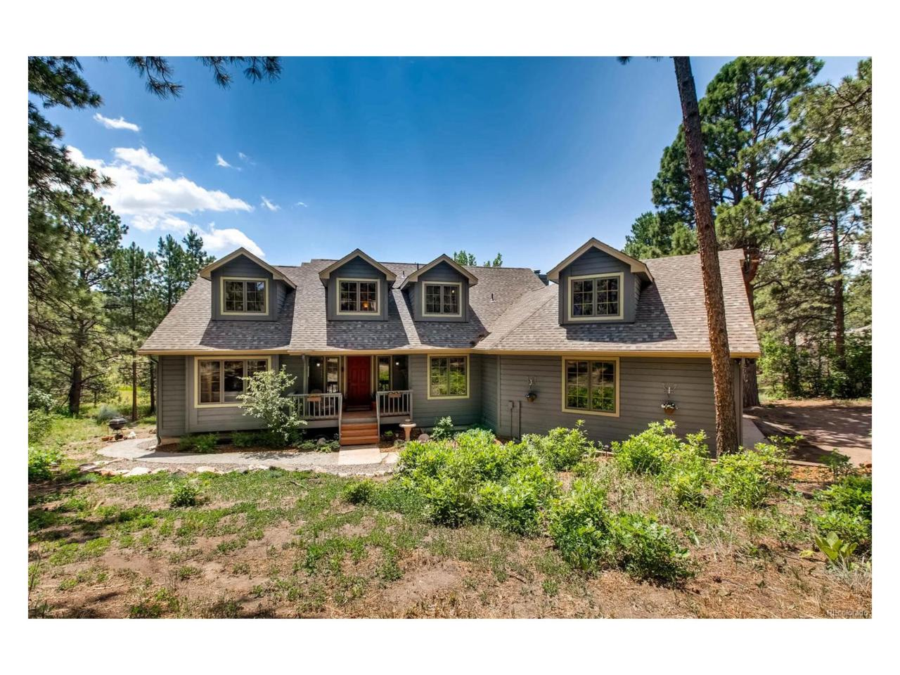 18965 Autumn Way, Monument, CO 80132 (MLS #4533320) :: 8z Real Estate