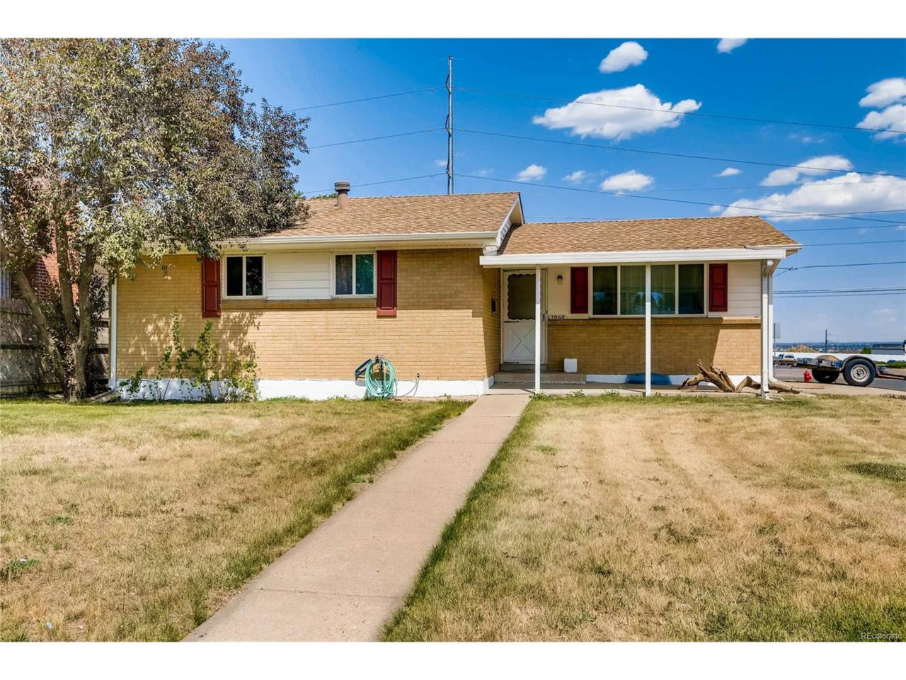 7868 Pearl Street, Denver, CO 80229 (MLS #4534586) :: 8z Real Estate