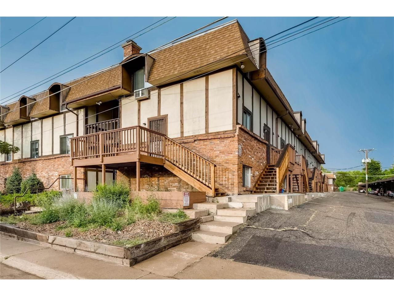2700 S Holly Street #216, Denver, CO 80222 (MLS #4535109) :: 8z Real Estate