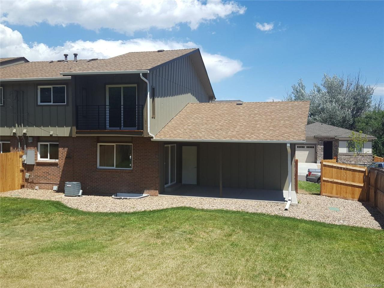 12476 & 12486 W 8th Place, Golden, CO 80401 (MLS #4539324) :: 8z Real Estate