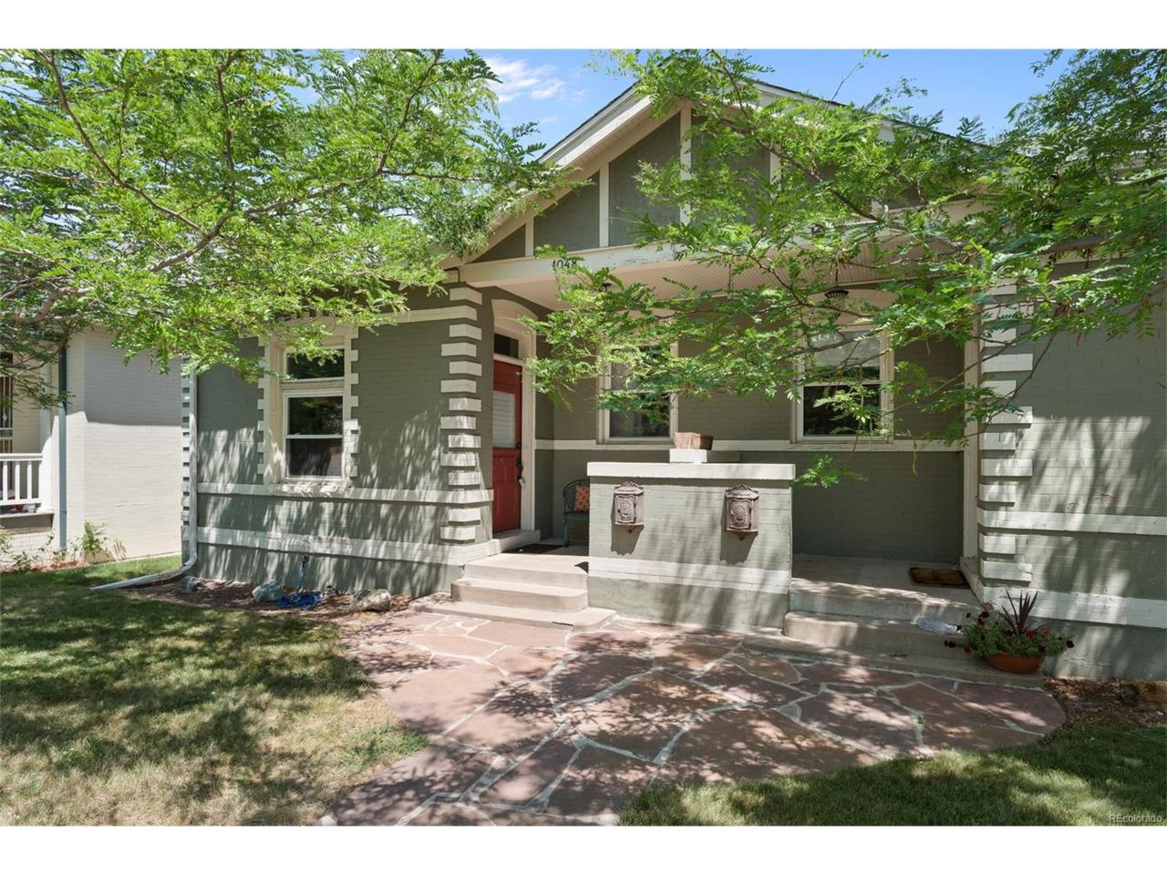 1048 S Washington Street, Denver, CO 80209 (MLS #4549437) :: 8z Real Estate