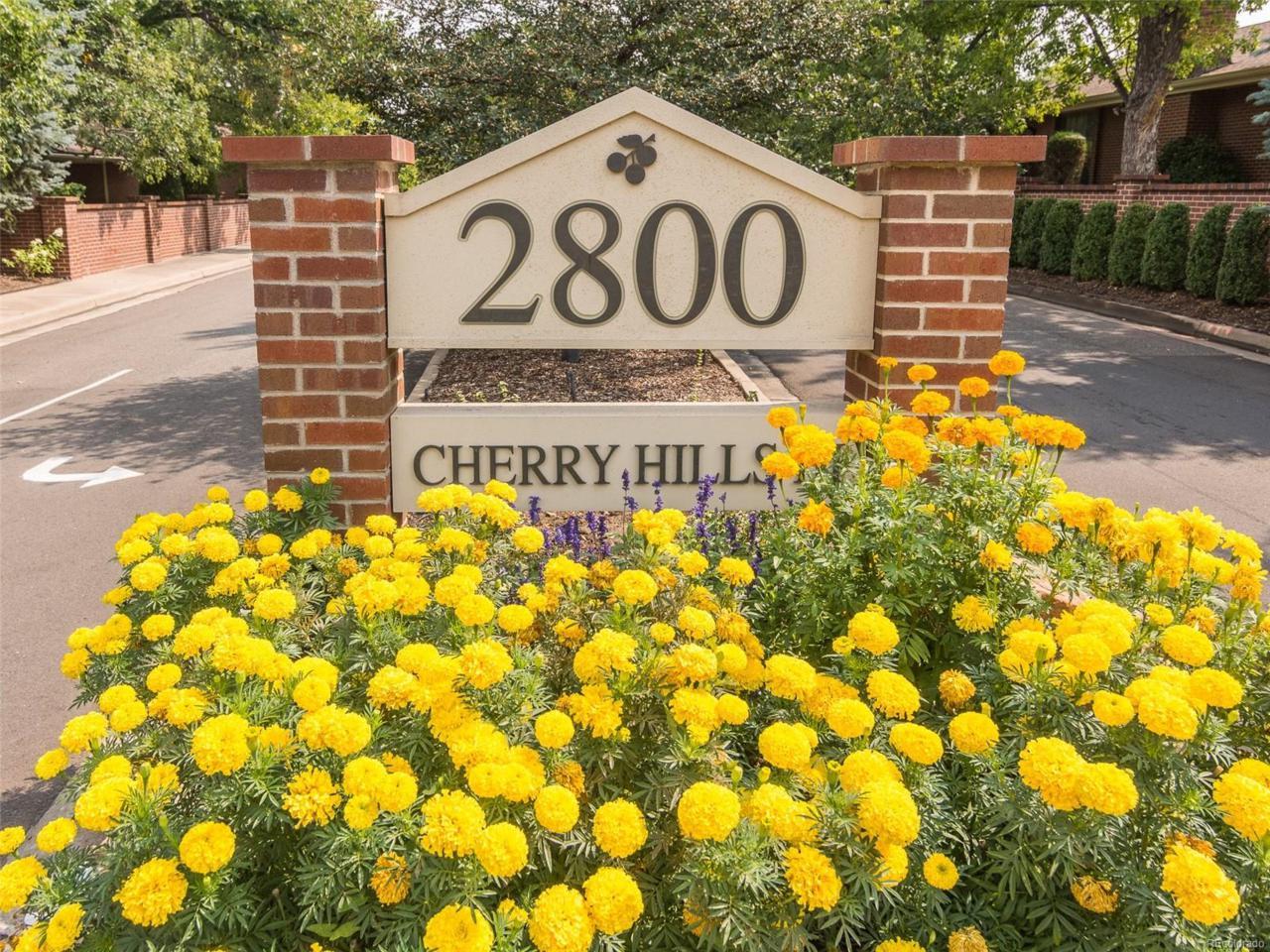 2800 S University Boulevard #130, Denver, CO 80210 (MLS #4576498) :: 8z Real Estate