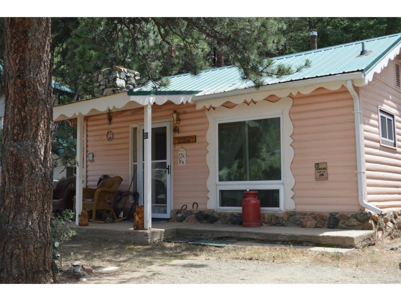 57920 Hwy 285 #31, Bailey, CO 80421 (MLS #4577772) :: 8z Real Estate