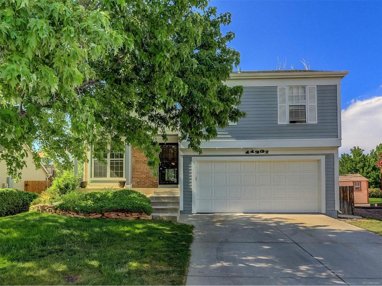 11237 W 103rd Avenue, Westminster, CO 80021 (MLS #4582772) :: 8z Real Estate