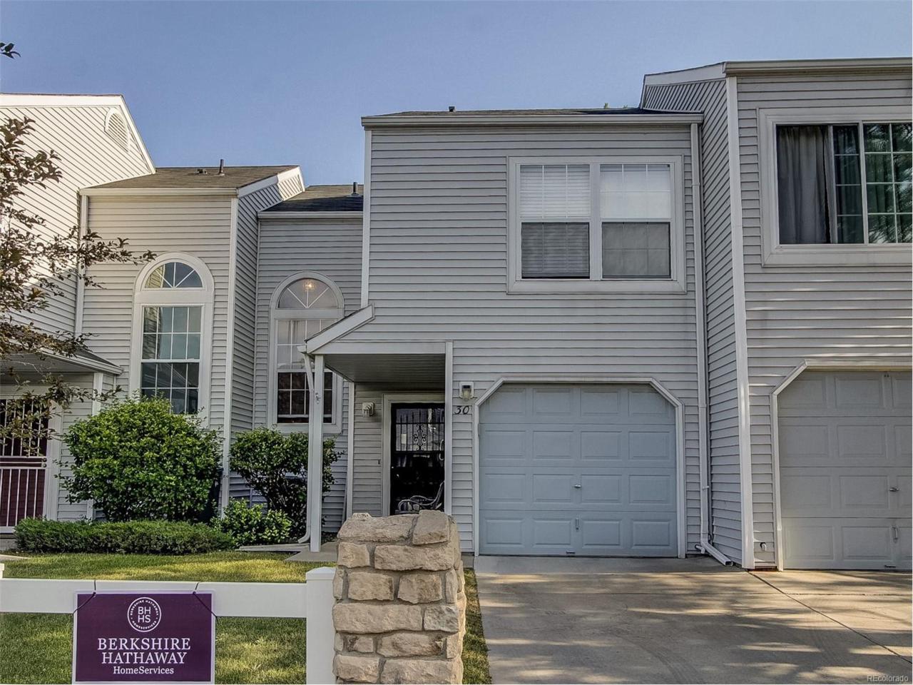 12322 Colorado Boulevard #30, Thornton, CO 80241 (MLS #4590107) :: 8z Real Estate
