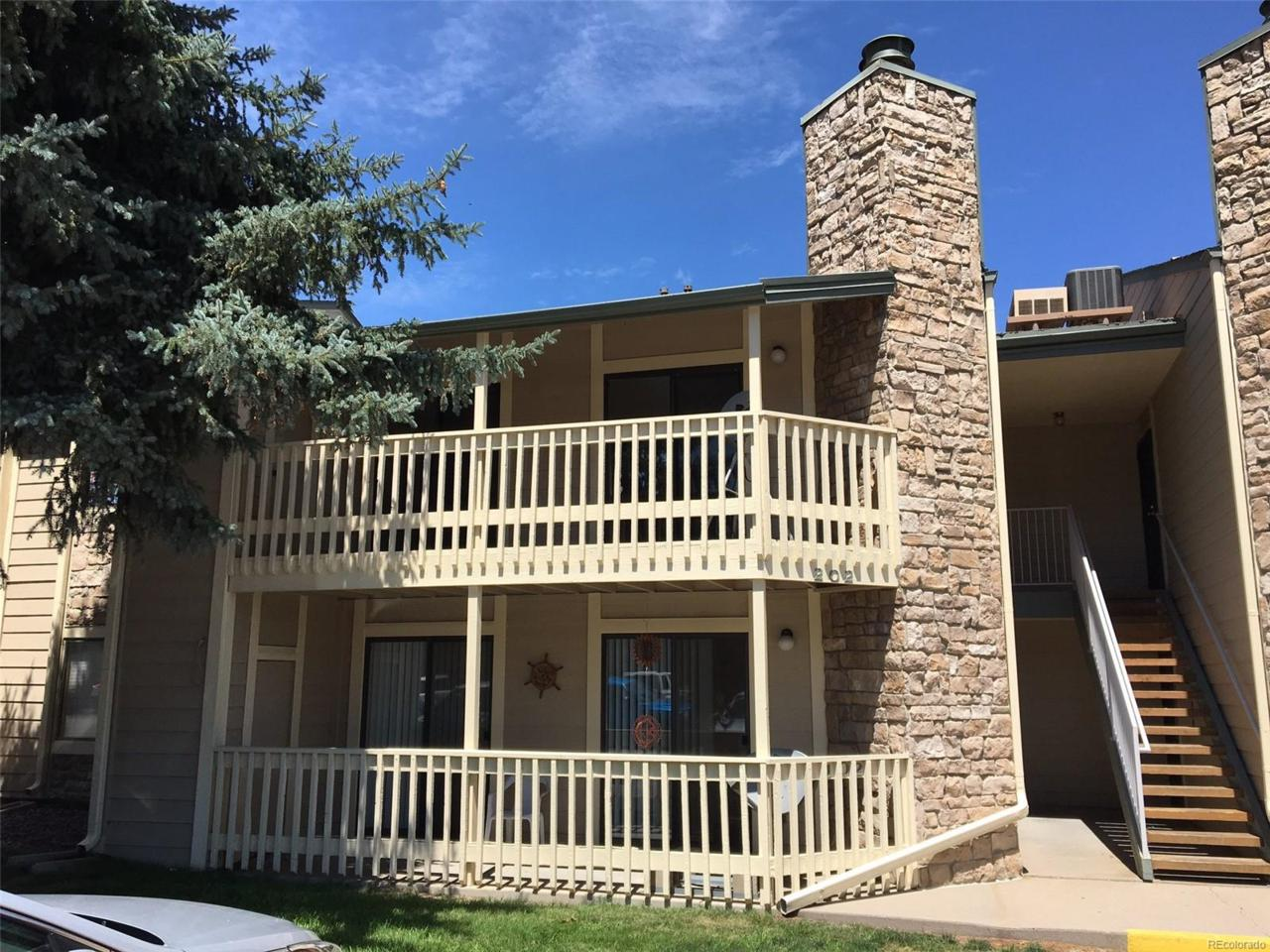 8335 Fairmount Drive 4-202, Denver, CO 80247 (MLS #4597307) :: 8z Real Estate