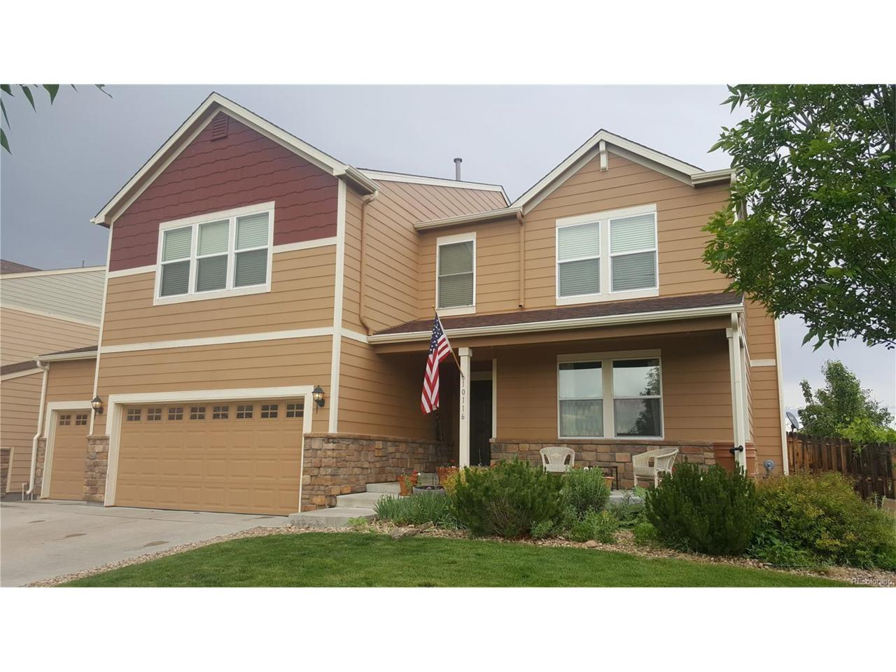 10116 Fraser Street, Commerce City, CO 80022 (MLS #4617380) :: 8z Real Estate