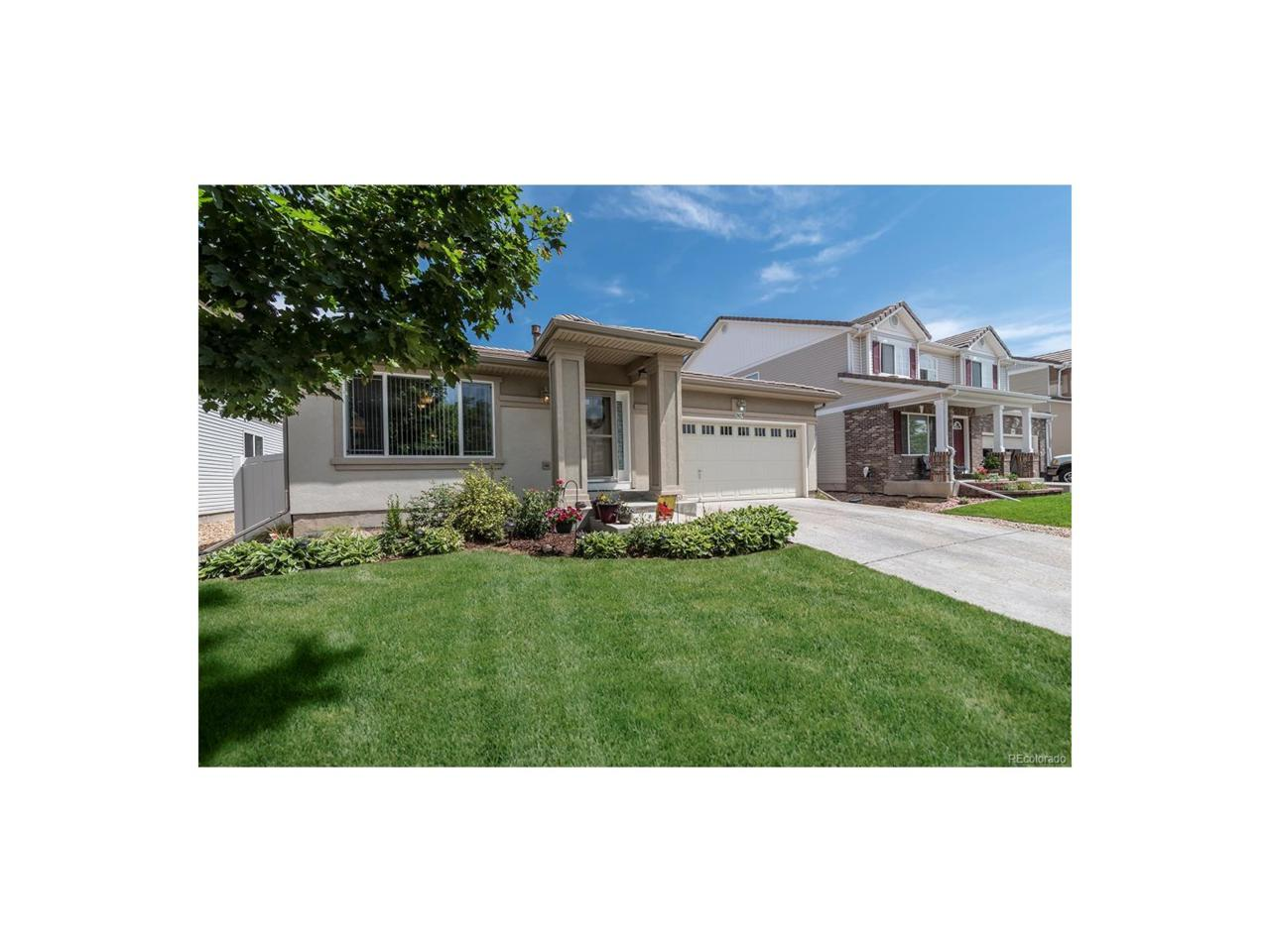 21427 E 53rd Place, Denver, CO 80249 (MLS #4628844) :: 8z Real Estate