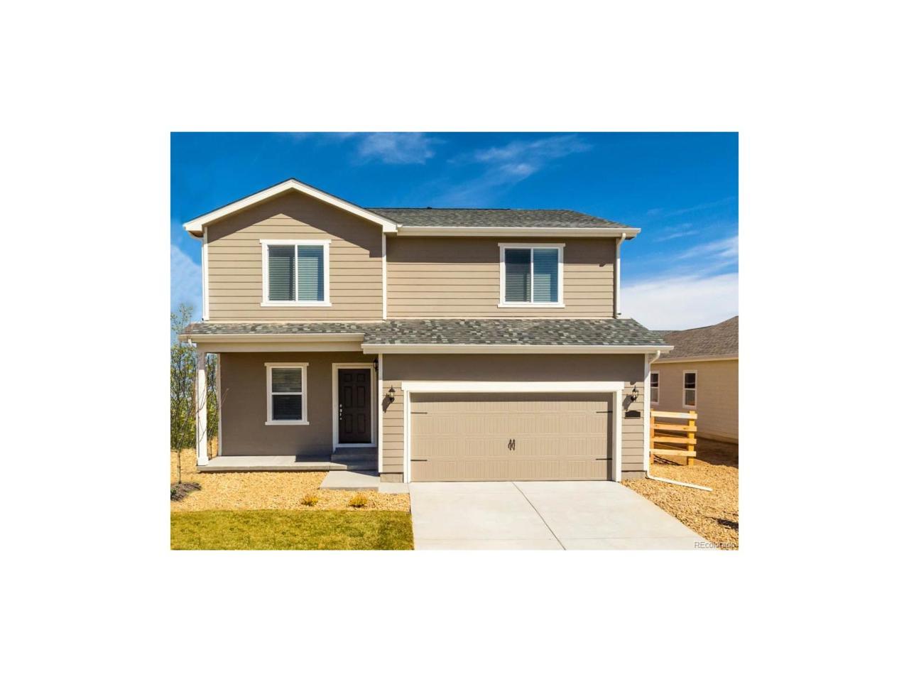 1628 Taos Street, Lochbuie, CO 80603 (MLS #4641253) :: 8z Real Estate