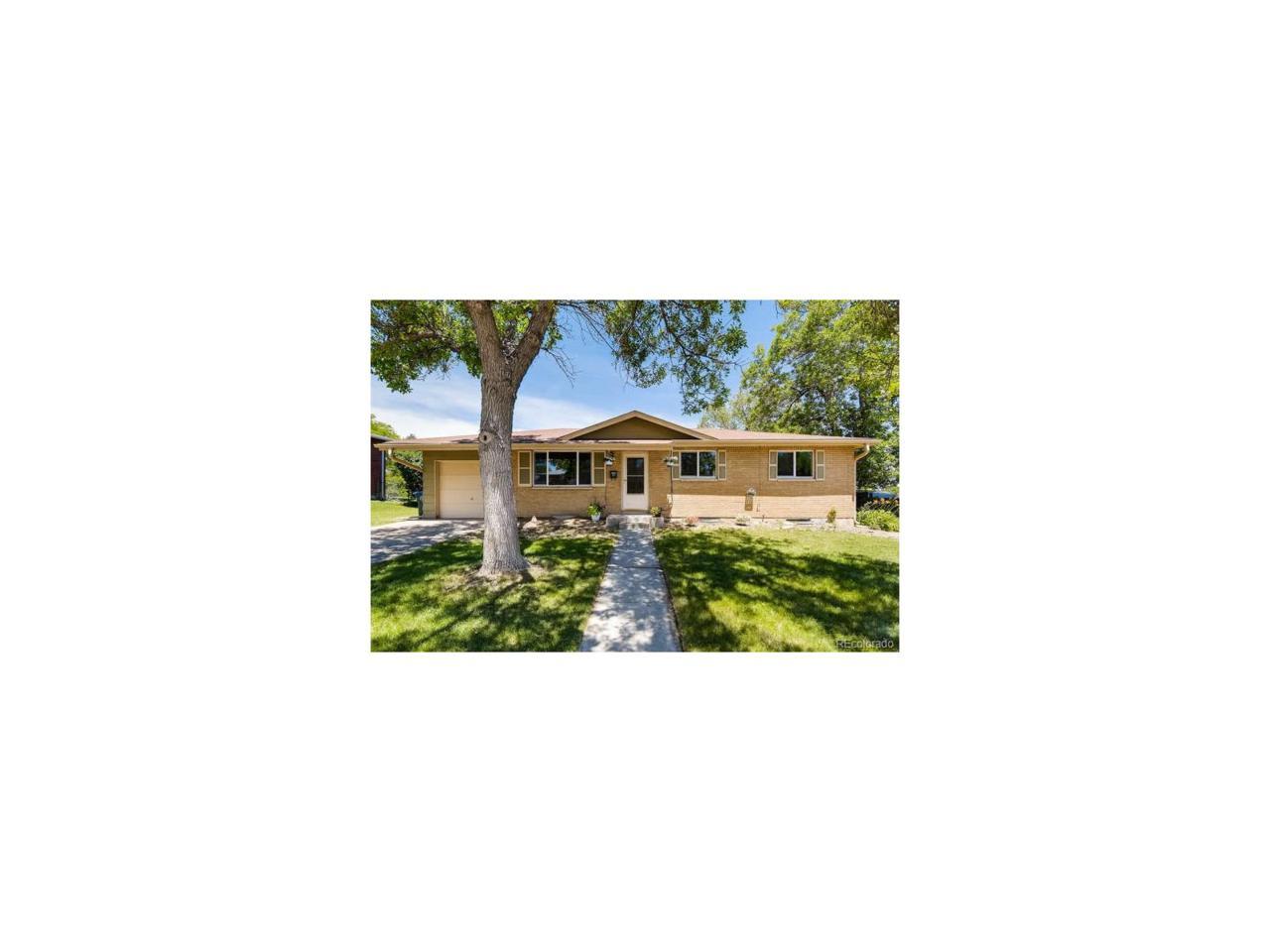 1023 W 100th Place, Northglenn, CO 80260 (MLS #4652829) :: 8z Real Estate