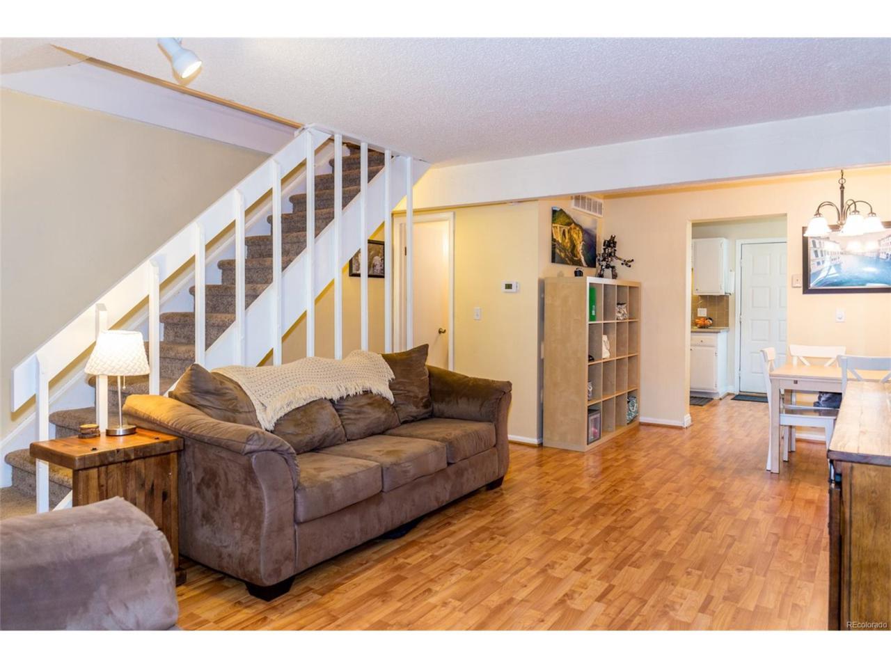 1541 S Owens Street #51, Lakewood, CO 80232 (MLS #4659312) :: 8z Real Estate