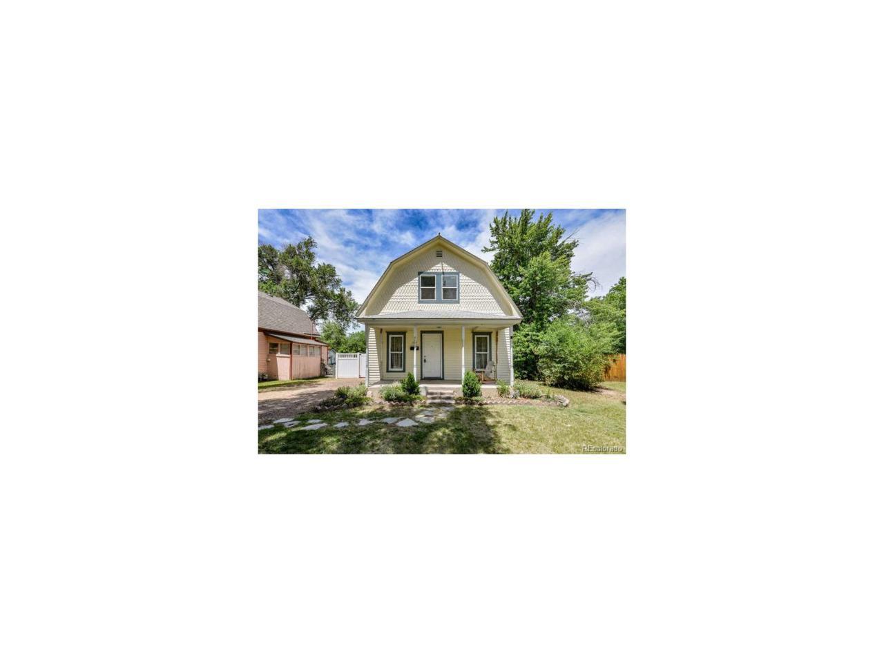 1317 13th Street, Greeley, CO 80631 (MLS #4672373) :: 8z Real Estate