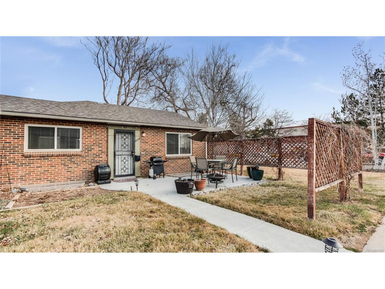 1339 Jasmine Street, Denver, CO 80220 (#4687362) :: Thrive Real Estate Group