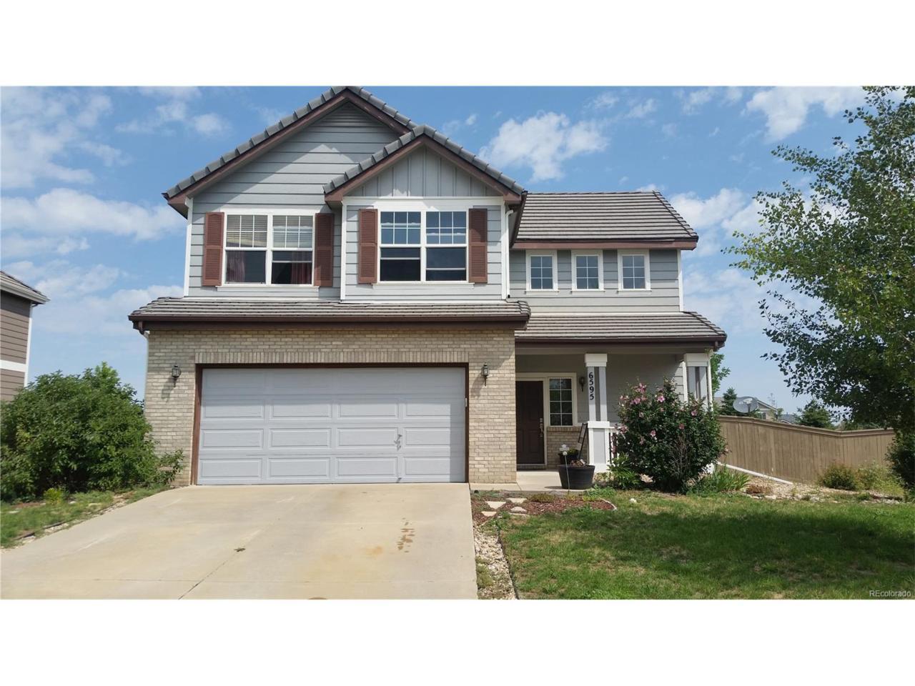 6595 Turnstone Avenue, Castle Rock, CO 80104 (MLS #4728429) :: 8z Real Estate
