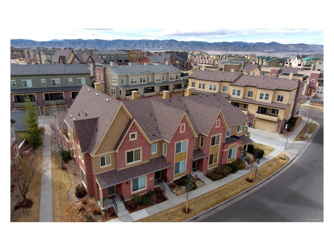9477 Cedarhurst Lane B, Highlands Ranch, CO 80129 (#4741436) :: Thrive Real Estate Group
