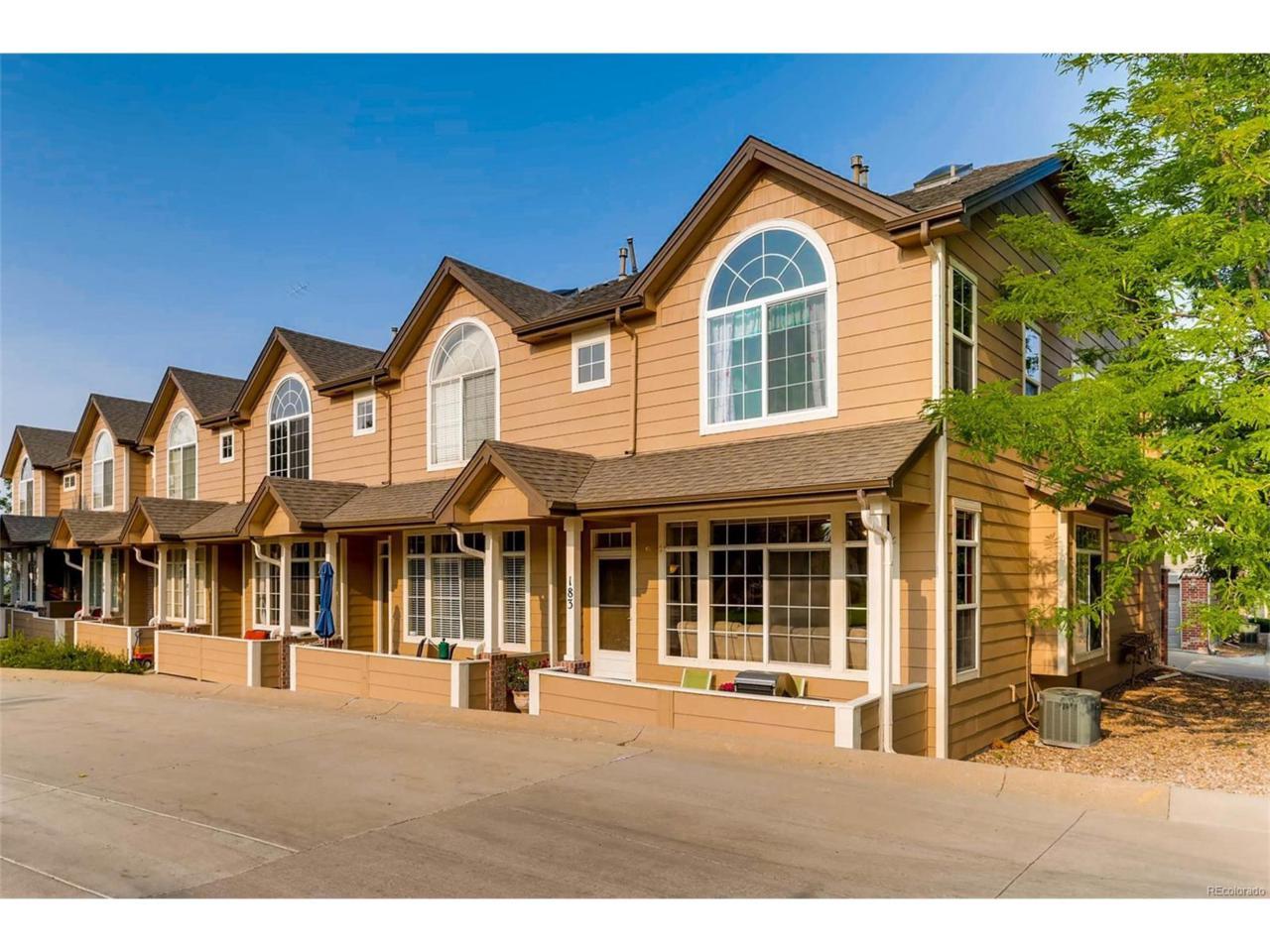 2855 Rock Creek Circle #183, Superior, CO 80027 (MLS #4747082) :: 8z Real Estate