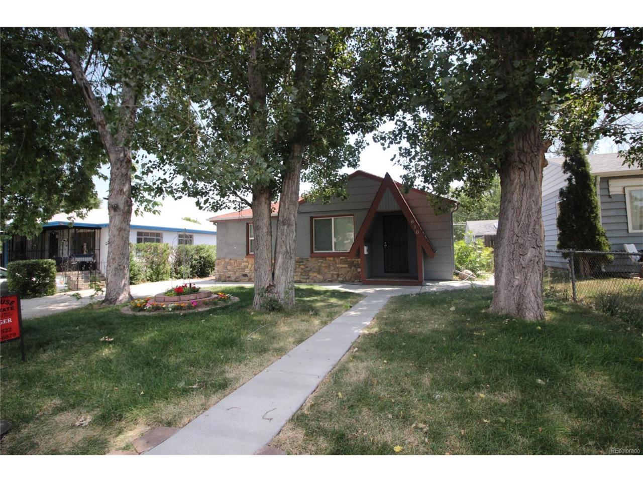 810 S Vrain Street, Denver, CO 80219 (MLS #4785548) :: 8z Real Estate