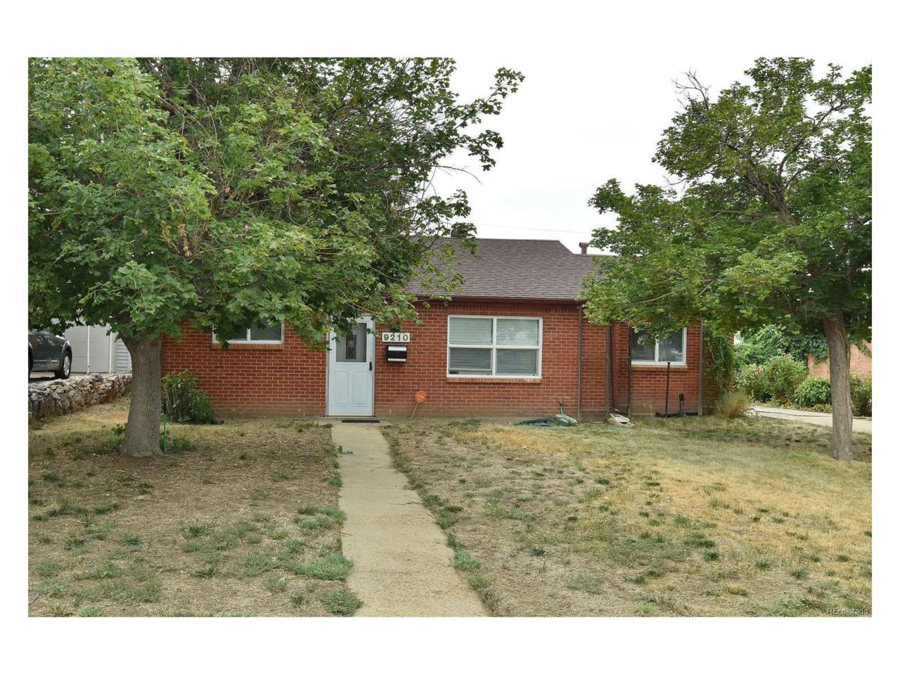 9210 Vine Street, Thornton, CO 80229 (MLS #4790247) :: 8z Real Estate