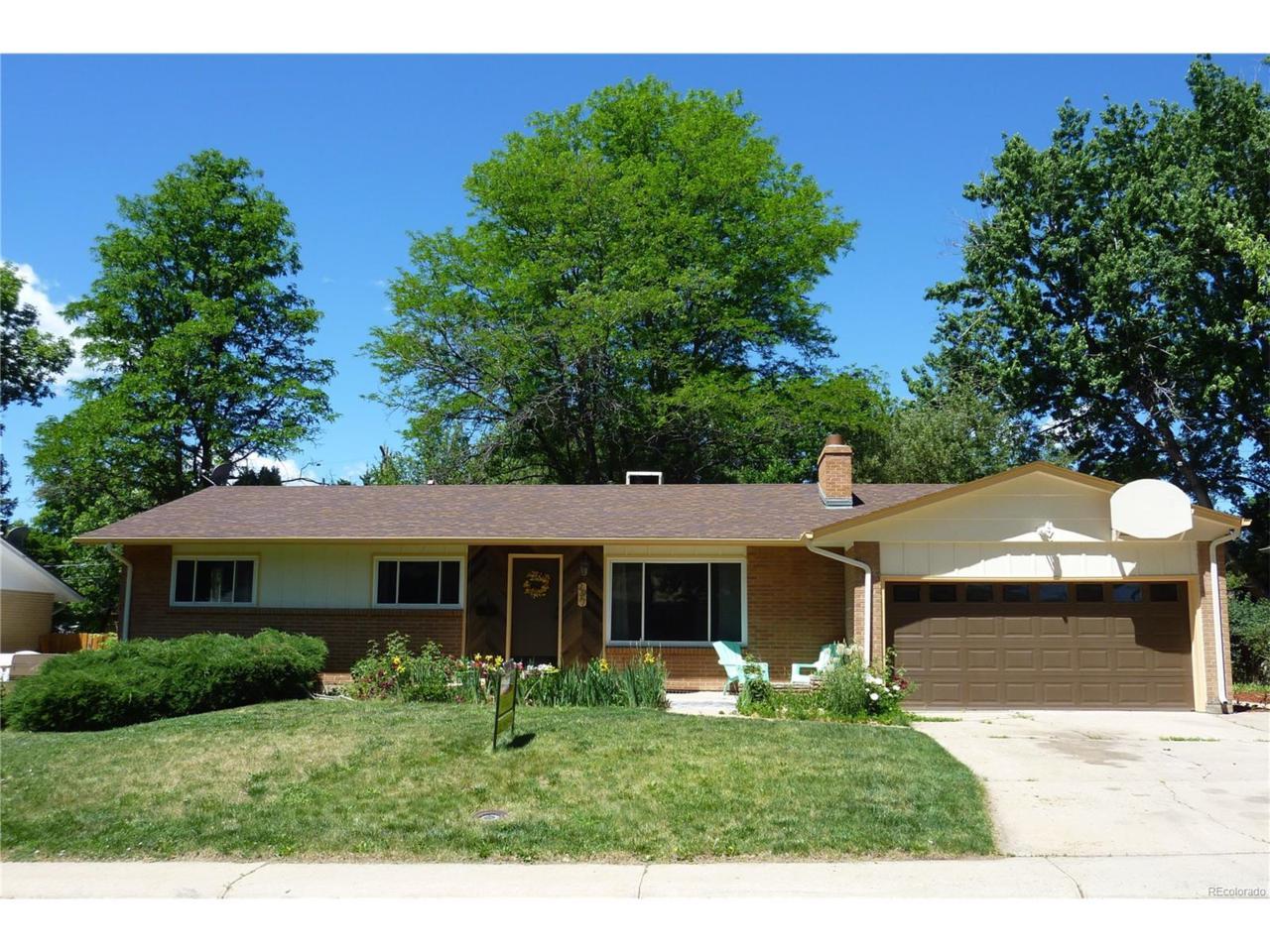 2977 S Wolff Street, Denver, CO 80236 (MLS #4810392) :: 8z Real Estate