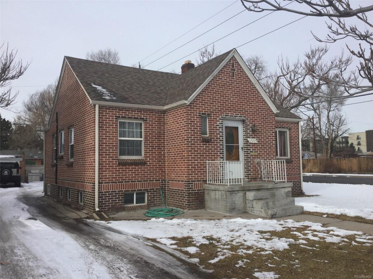 1395 Xavier Street, Denver, CO 80204 (#4814181) :: The Peak Properties Group
