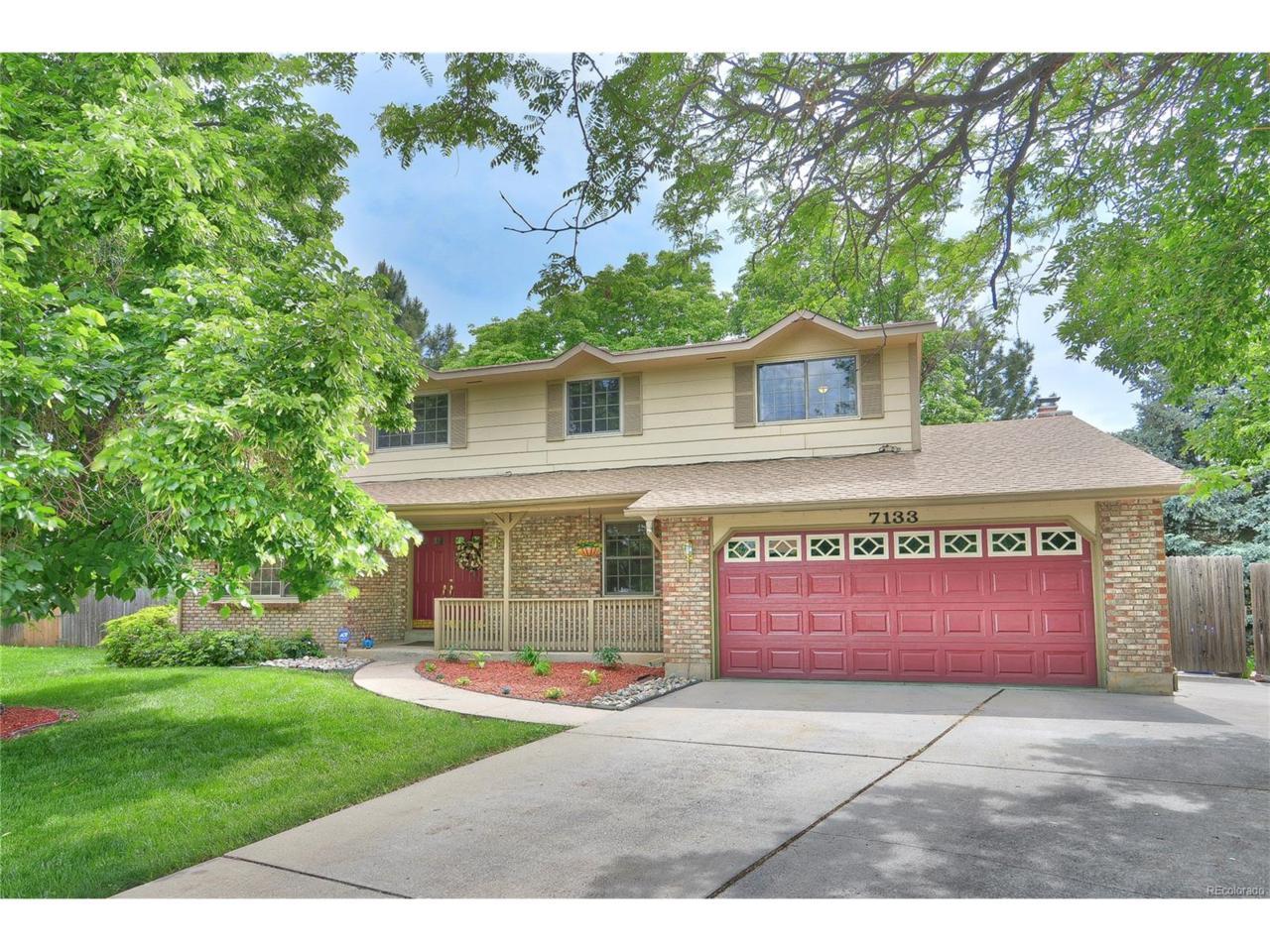 7133 S Ammons Court, Littleton, CO 80128 (MLS #4834483) :: 8z Real Estate