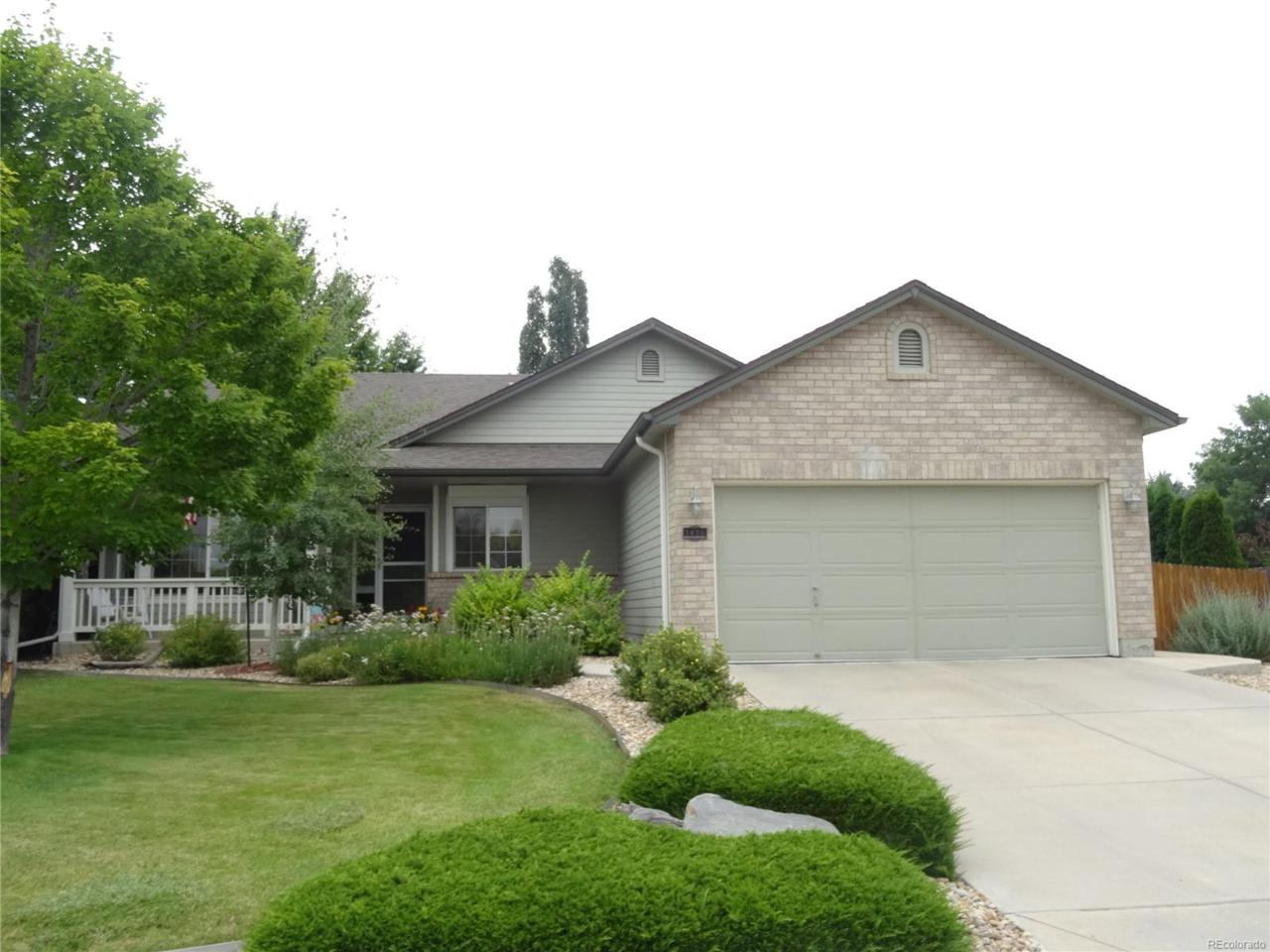 1436 Deerwood Drive, Longmont, CO 80504 (MLS #4859178) :: 8z Real Estate