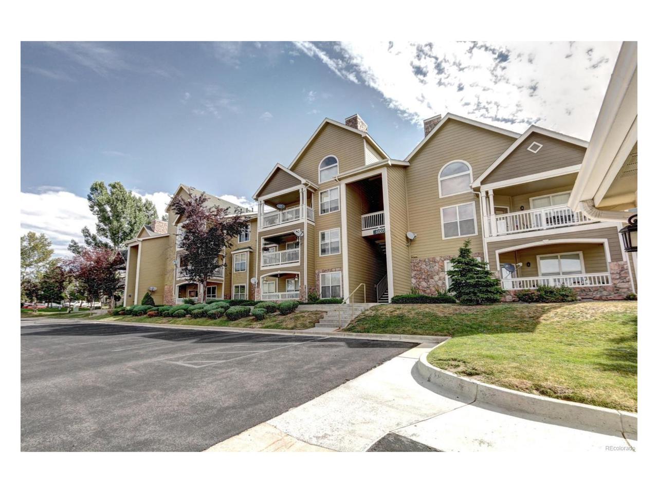 6005 Castlegate Drive B12, Castle Rock, CO 80108 (MLS #4878238) :: 8z Real Estate